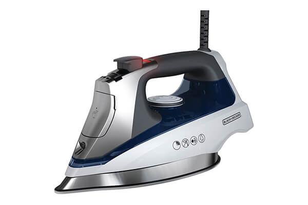 BLACK DECKER Allure Iron