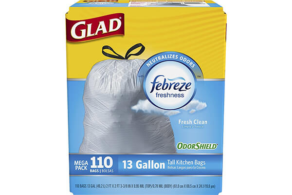 Fresh Clean Trash Bags