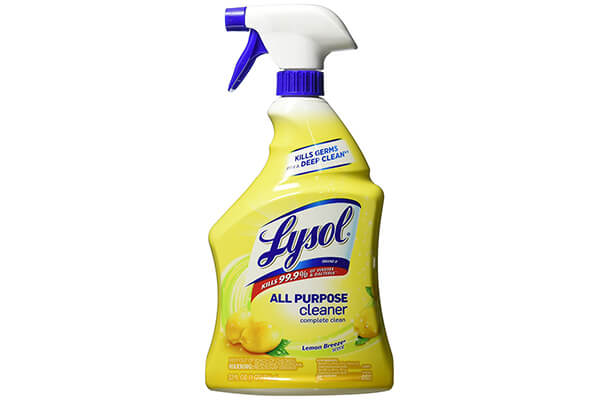 Lysol All-Purpose Cleaner Trigger, Lemon Breeze Scent