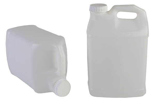 Gallon Hedpak Container