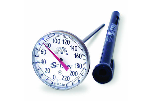 CDN IRXL220 - ProAccurate Large Dial Cooking Thermometer
