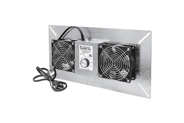 Aire Crawl Space Fan Ventilator