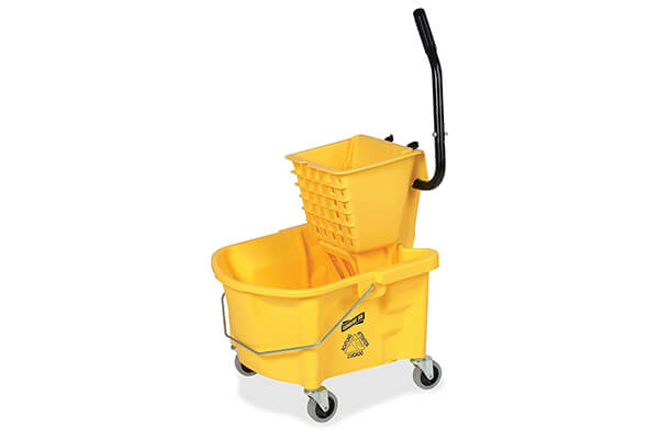 Joe Splash Guard Mop Bucket