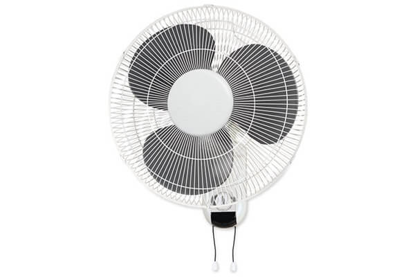 Lorell Wall Mount Fan