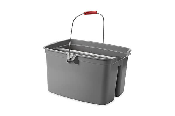 Commercial Double Pail Plastic Bucket