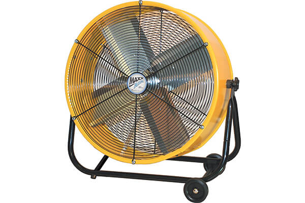 Maxxair BF24TFYELUPS 24 inch fan