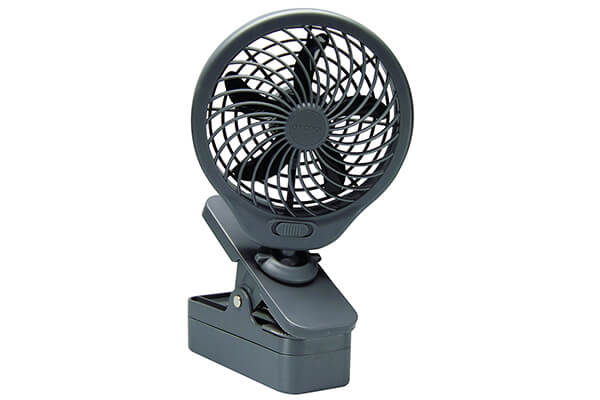 Battery Operated Clip Fan