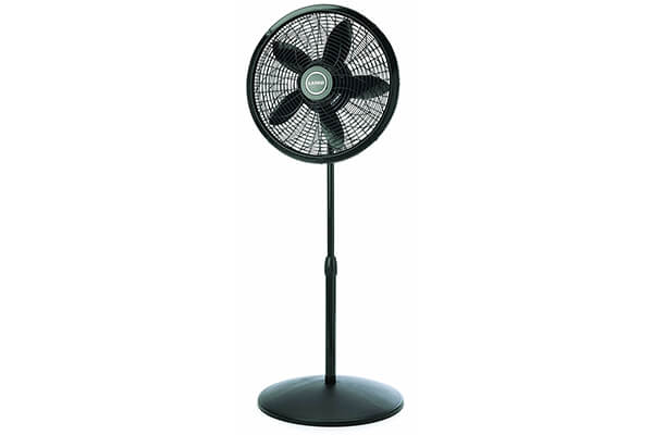 Lasko 1827 adjustable elegance and performance pedestal fan