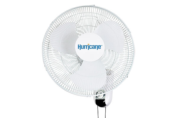 Hurricane Classic Wall Mount Fan