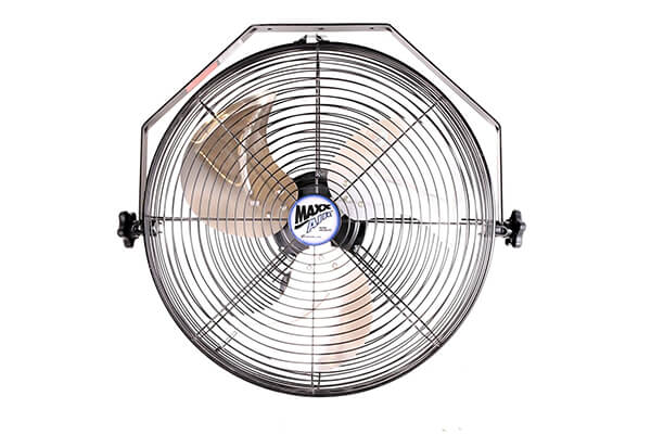 MaxxAir Wall Mount Fan