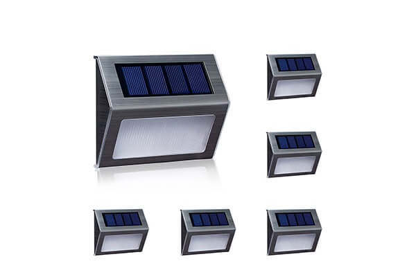 XLUX [Warm Light] Solar Lights