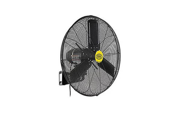 Outdoor Oscillating Wall Mounted Fan
