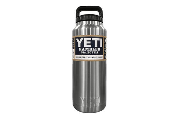 YETI Steel Vacuum Insulated Cap