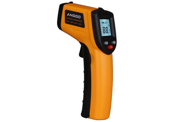 ANGGO IR Infrared Digital Temperature Gun Thermometer