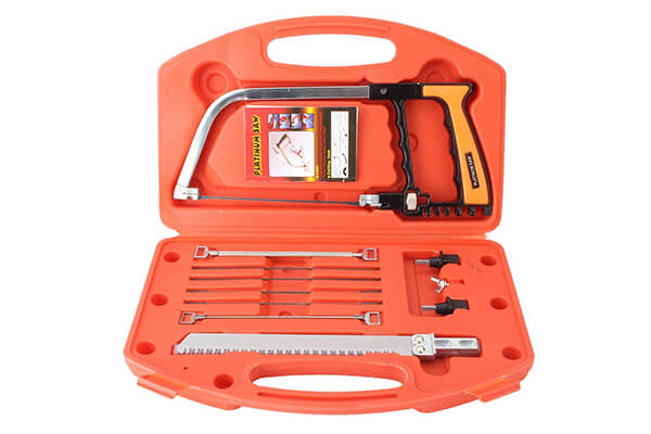 Magic handsaws set, Pathonor HSS 12-Inch 12pcs/set DIY Multi-Purpose Bow Saw