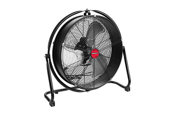 OEMTOOLS Wall Mount Fan