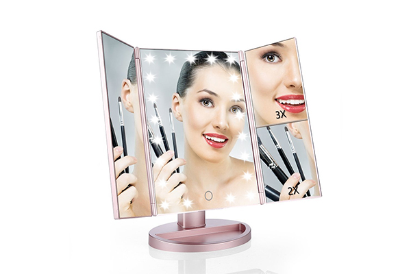 Easehold Magnifiers Mirror