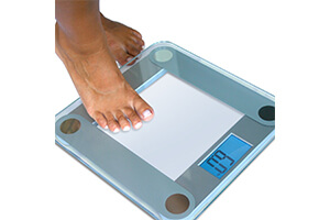 Top 10 Best Digital Body Weight Bathroom Scales in 2019 Reviews