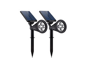 Top 10 Best Outdoor In-Ground Lighting for Christmas in 2018 Reviews