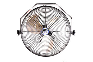 Top 10 Best Wall-Mounted Fans for Outdoor in 2018 Reviews