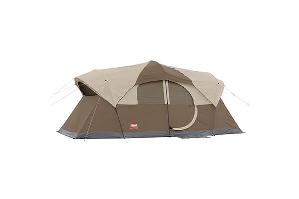 Coleman weather master tent