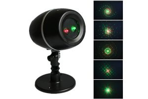 Jomilly New Arrivals 24 Patterns Laser Light Projector