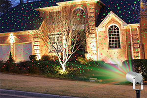Top 10 Best Christmas Laser Projectors for Outdoor in (2019) Reviews