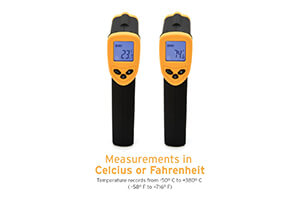 Top 10 Best Digital Laboratory Thermometers in 2018 Reviews