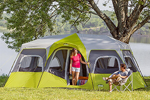 Top 10 Super Large Family Camping Tents in (2021) Reviews