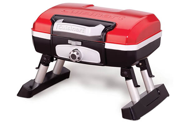 Cuisinart CGG- 180T Petit Gourmet Portable Tabletop Gas Grill