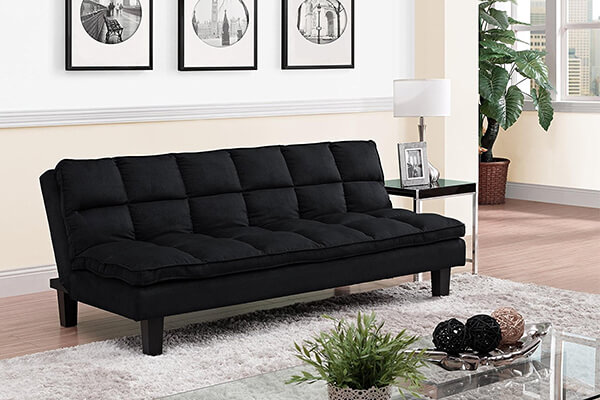 futon for living room. 2  Allegra Pillow Top 10 Best Futon Sets for Living Room in 2018 Reviews Paramatan