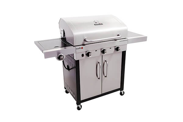 Char-Boil Performance TRU-Infrared Cabinet Gas Grill