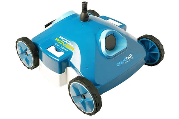 Aquabot Pool Rover S2 40, US, Jet, 115VAC/48VDC, Blue
