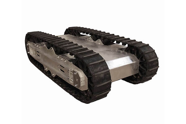 SuperDroid Robots HD2 Treaded ATR Tank Robot Platform (customizable robot starter kit)