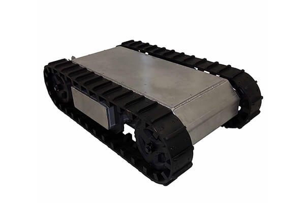 SuperDroid Robots LT2 Tracked ATR Robot Platform (Attach your own camera or customized parts!)