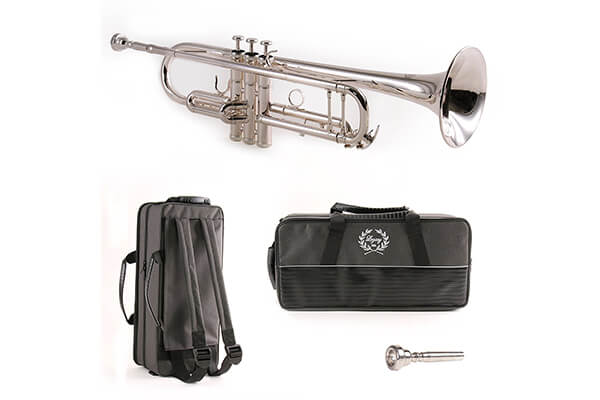 Legacy Silver Plated Intermediate Trumpet