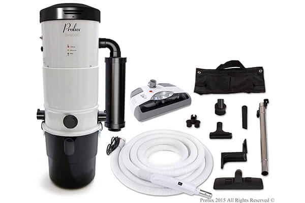 Prolux Central Vacuum Unit System