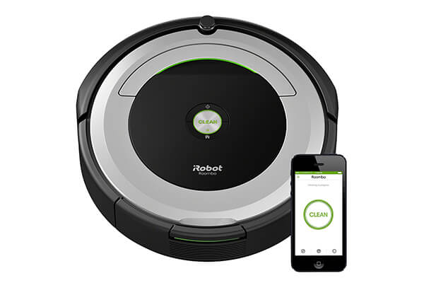 iRobot Roomba 690 Robot Vacuum with Wi-Fi Connectivity + Manufacturer's Warranty