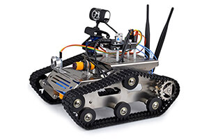 Top 10 Best Home Tactical Surveillance Robots in 2018 Reviews