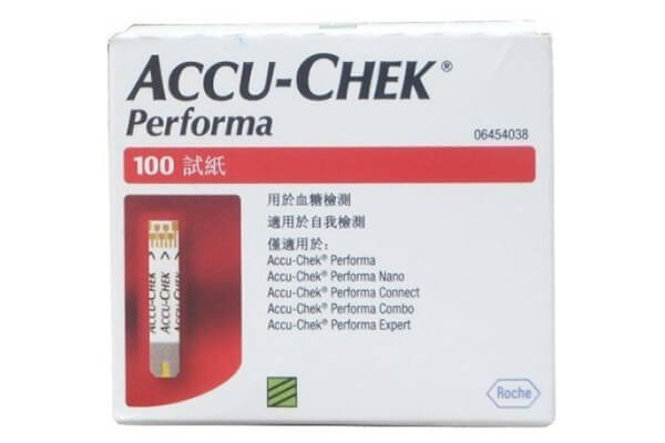Accu-Chek Performa Strips 100 Tests