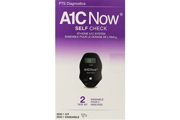 A1CNOW SELFCHECK 2 TEST 1EA CHEK DIAGNOSTICS (DIABETES)