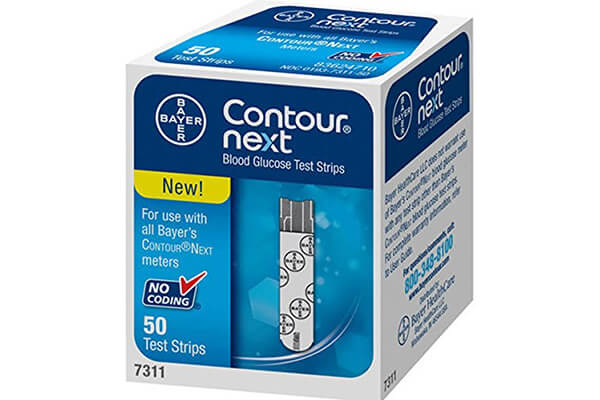 Bayer Contour NEXT Diabetes Testing Kit