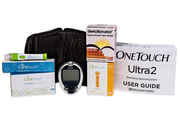 Genultimate Diabetes Testing Kit