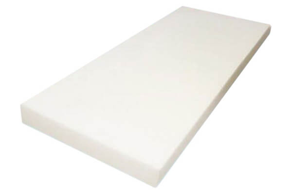 FoamTouch Upholstery Cushion High Density Standard, Seat Replacement, Sheet, Padding