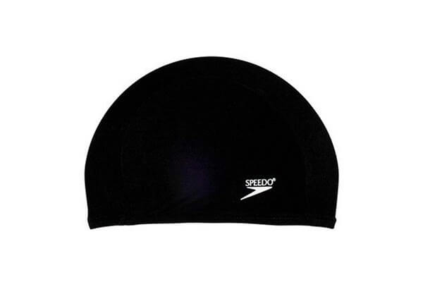 Speedo Lycra Solid Swim Cap