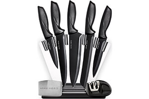 Top 10 Best Boxed Knife Sets for Chefs in 2018 Reviews
