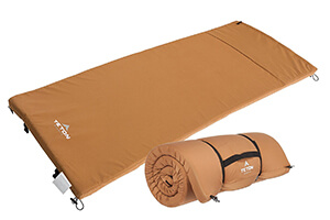 Top 10 Most Comfortable Camping Sleep Pads in 2018 Reviews