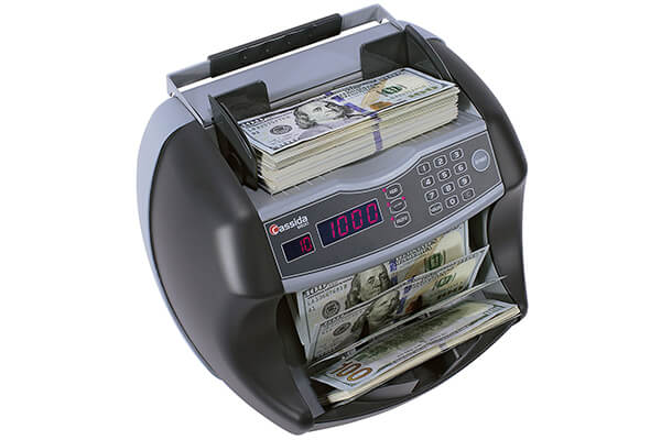 Cassida 6600 UV/MG Business Grade Currency Counter