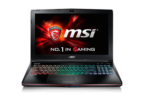 "MSI GE62 Apache Pro-001 15.6"" GAMING LAPTOP"