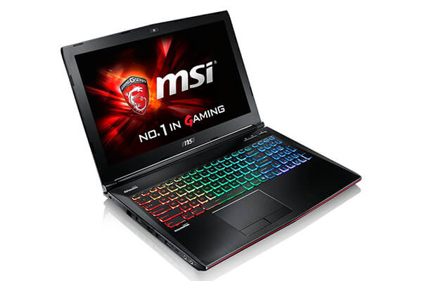 "MSI GE62 Apache Pro-004 15.6"" Gaming Laptop"
